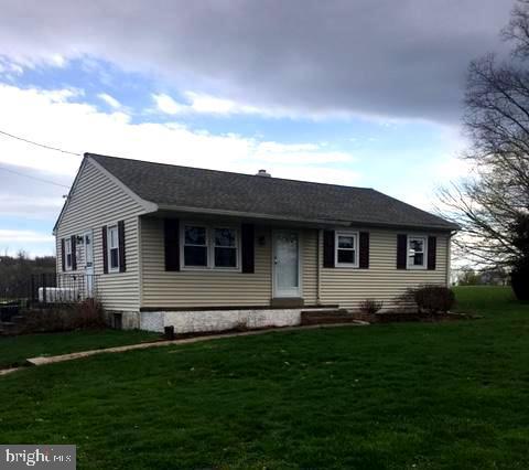 1137 Deep Run Road, OTTSVILLE, PA 18942 (#PABU465418) :: Colgan Real Estate