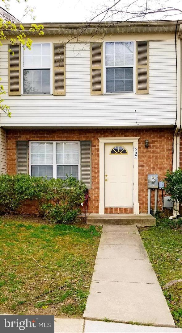 507 Gloucester Court, BALTIMORE, MD 21220 (#MDBC453942) :: Radiant Home Group