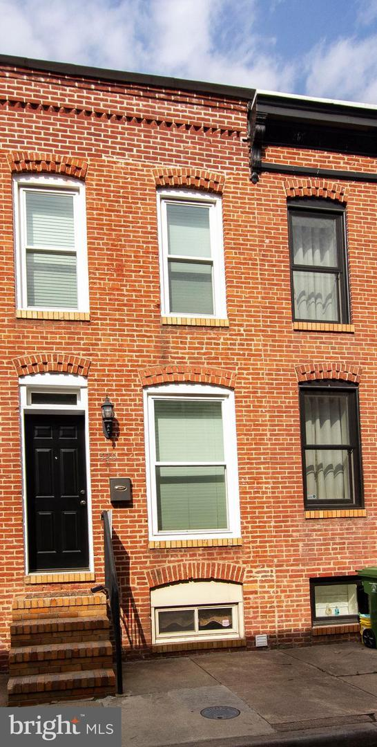 520 S Rose Street, BALTIMORE, MD 21224 (#MDBA464428) :: The France Group