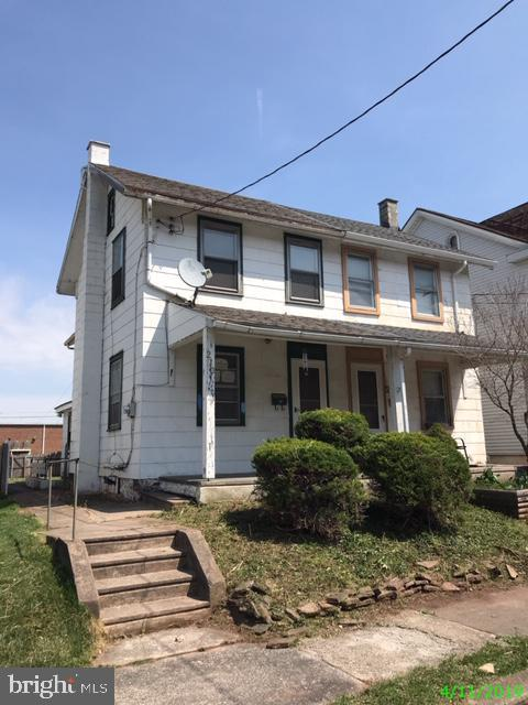 213 Hopewell Street, BIRDSBORO, PA 19508 (#PABK339692) :: Keller Williams Realty - Matt Fetick Team