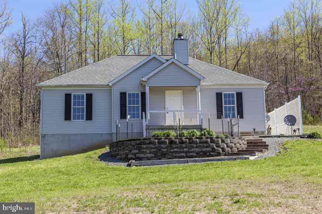 5190 Middle River, STANARDSVILLE, VA 22973 (#VAMA107590) :: Great Falls Great Homes