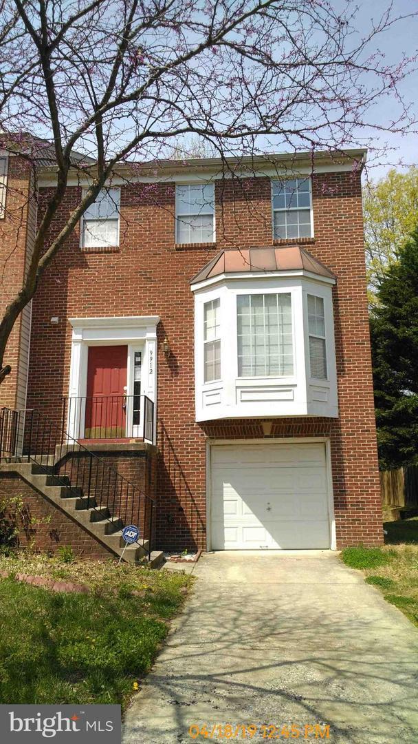 9912 Doubletree Lane, SPRINGDALE, MD 20774 (#MDPG524722) :: Blue Key Real Estate Sales Team