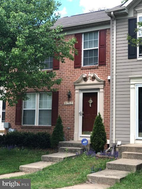 8713 Castlerock Court, LAUREL, MD 20723 (#MDHW262072) :: SURE Sales Group