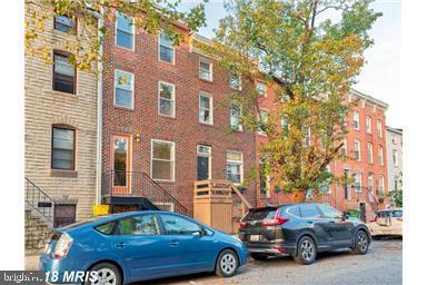 2008 Bank Street, BALTIMORE, MD 21231 (#MDBA465070) :: The Dailey Group