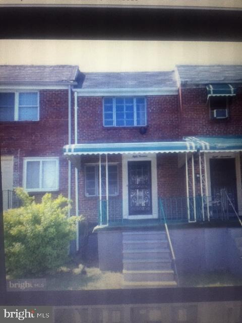 819 Bonaparte Avenue, BALTIMORE, MD 21218 (#MDBA465166) :: The Dailey Group