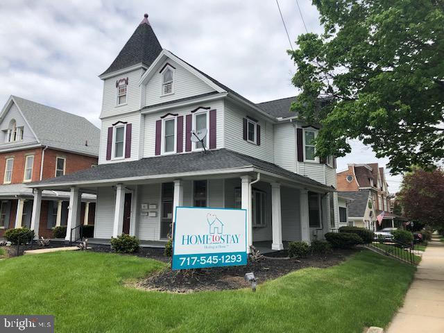 497 Lincoln, CHAMBERSBURG, PA 17202 (#PAFL165164) :: Blue Key Real Estate Sales Team