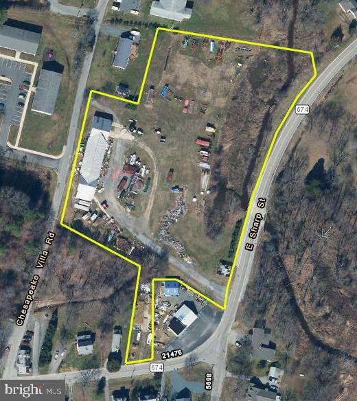21484 E Sharp Street, ROCK HALL, MD 21661 (#MDKE115014) :: Jim Bass Group of Real Estate Teams, LLC