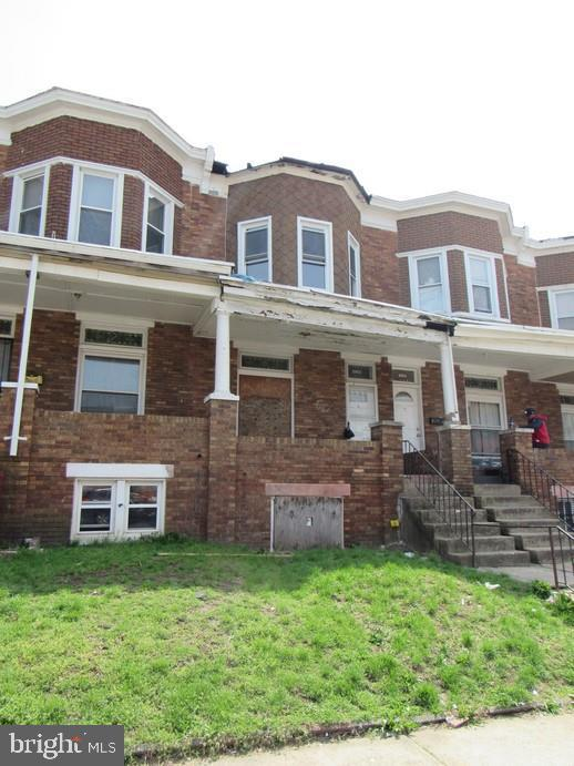 2413 Westwood Avenue, BALTIMORE, MD 21216 (#MDBA466524) :: Radiant Home Group