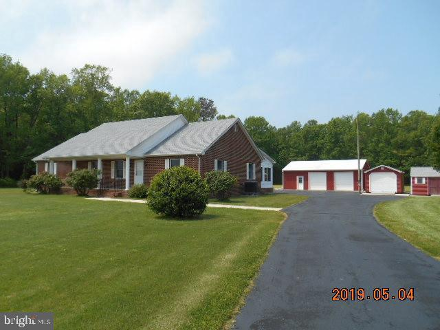 5030 Harmony Road, PRESTON, MD 21655 (#MDCM122240) :: The Speicher Group of Long & Foster Real Estate