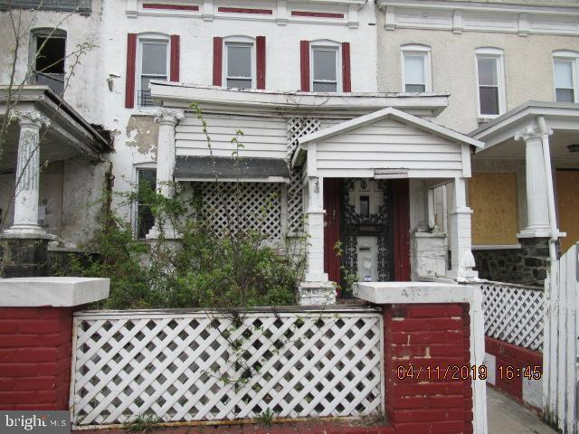 4106 Park Heights Avenue, BALTIMORE, MD 21215 (#MDBA467124) :: Colgan Real Estate