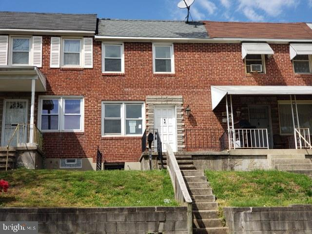6116 Bessemer Avenue, BALTIMORE, MD 21224 (#MDBA467152) :: Advance Realty Bel Air, Inc