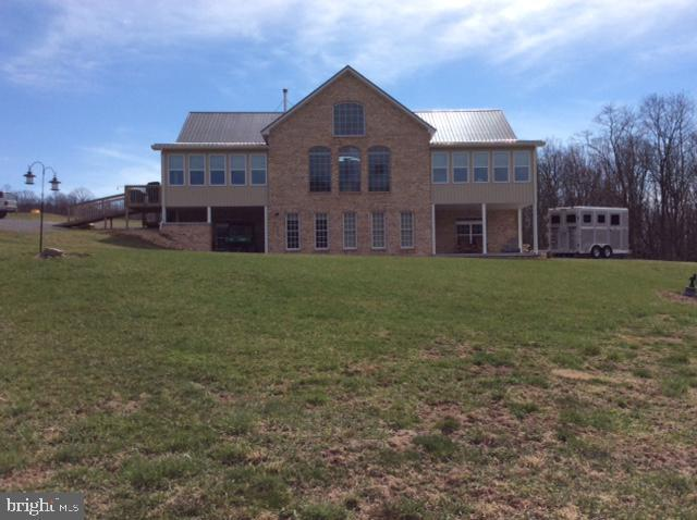 2567 Caldwell Hollow, BAKER, WV 26801 (#WVHD105080) :: Bruce & Tanya and Associates