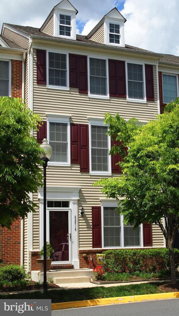 42818 Eggleston Terrace, CHANTILLY, VA 20152 (#VALO383084) :: Colgan Real Estate