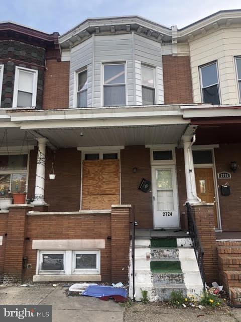 2724 The Alameda, BALTIMORE, MD 21218 (#MDBA467640) :: ExecuHome Realty