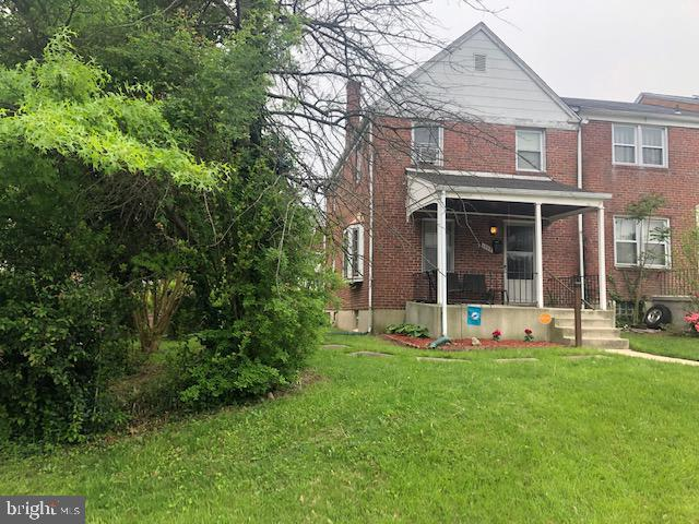 1329 E Northern Parkway, BALTIMORE, MD 21239 (#MDBA467784) :: The Putnam Group