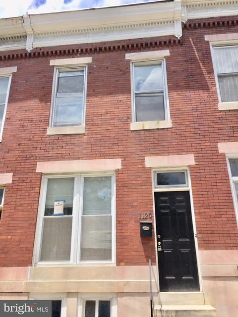 1120 Whitelock Street, BALTIMORE, MD 21217 (#MDBA468052) :: The Miller Team