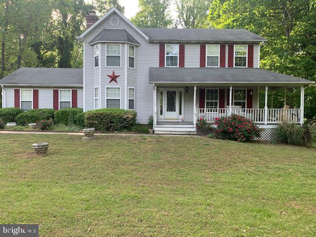 3250 Christines Way, HUNTINGTOWN, MD 20639 (#MDCA169402) :: The Maryland Group of Long & Foster Real Estate