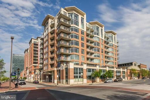 1400 Lancaster Street #1005, BALTIMORE, MD 21231 (#MDBA468142) :: SURE Sales Group