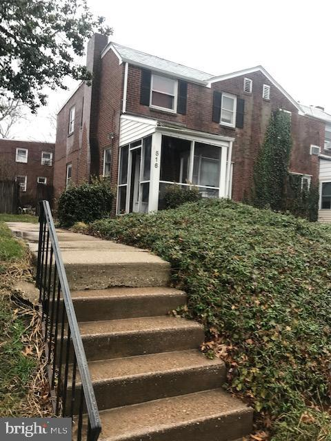 516 37TH Street, WILMINGTON, DE 19802 (#DENC478042) :: Keller Williams Realty - Matt Fetick Team