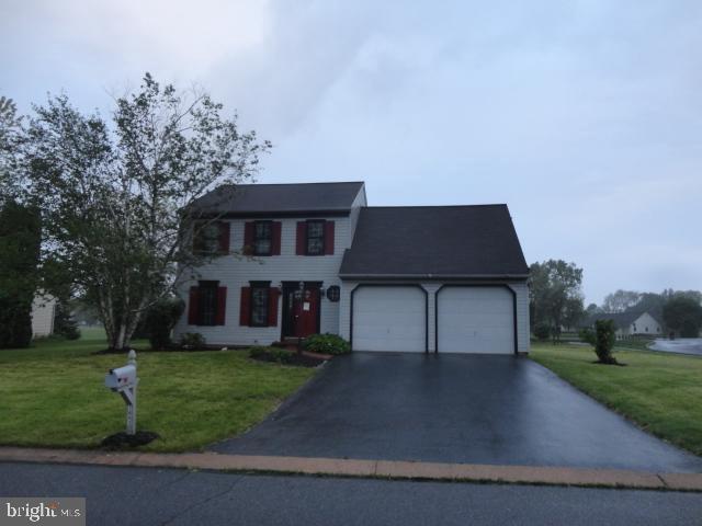 1843 Krystle Drive, LANCASTER, PA 17602 (#PALA132580) :: The Joy Daniels Real Estate Group