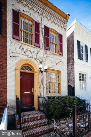 1640 32ND Street NW, WASHINGTON, DC 20007 (#DCDC427064) :: Crossman & Co. Real Estate