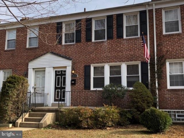 1828 Aberdeen Road, TOWSON, MD 21286 (#MDBC458124) :: ExecuHome Realty