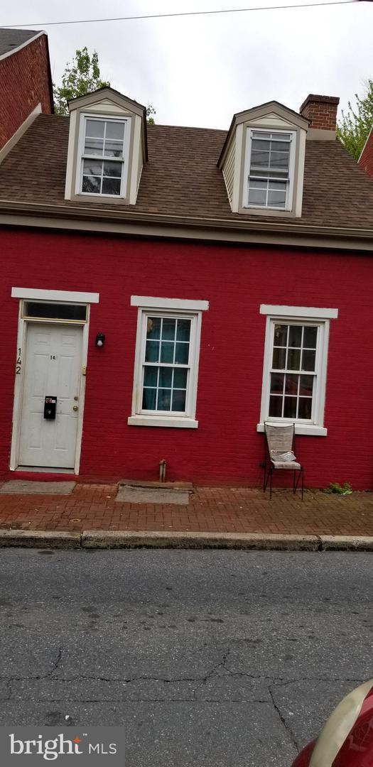 142 Howard Avenue, LANCASTER, PA 17602 (#PALA132886) :: The Joy Daniels Real Estate Group