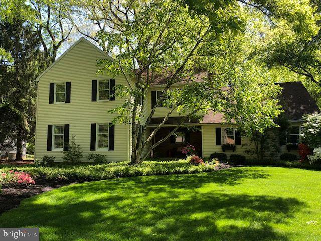 14 Monterey Drive, PRINCETON JUNCTION, NJ 08550 (#NJME278986) :: Jason Freeby Group at Keller Williams Real Estate