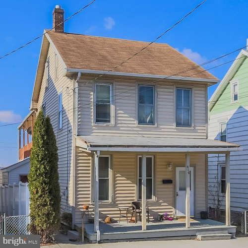 616 N 2ND Street, STEELTON, PA 17113 (#PADA110646) :: Teampete Realty Services, Inc