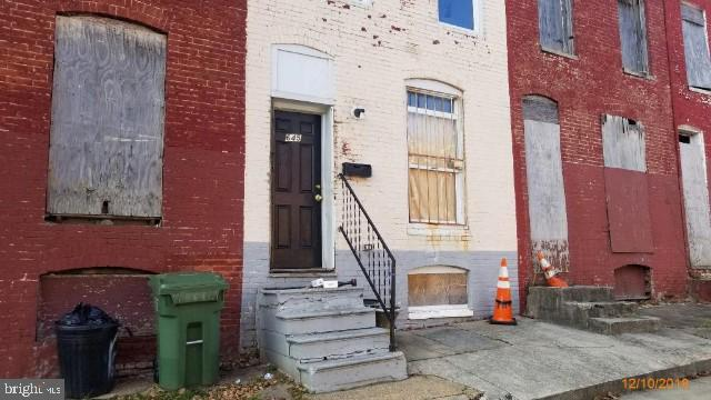 645 Gutman Avenue, BALTIMORE, MD 21218 (#MDBA469440) :: Advon Group