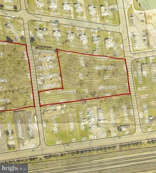 LOT 247 N 65TH Street, HARRISBURG, PA 17111 (#PADA110732) :: Liz Hamberger Real Estate Team of KW Keystone Realty