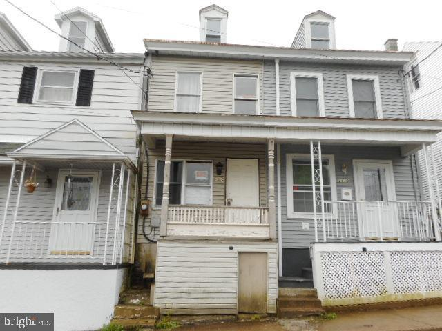 1408 Spruce Street, ASHLAND, PA 17921 (#PASK125960) :: The Heather Neidlinger Team With Berkshire Hathaway HomeServices Homesale Realty