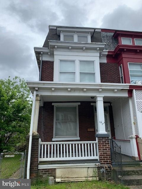 1623 Berryhill Street, HARRISBURG, PA 17104 (#PADA110810) :: ExecuHome Realty