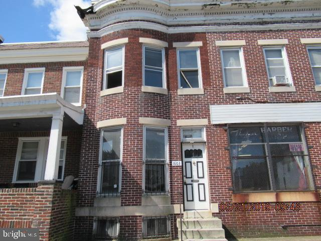 1603 Gorsuch Avenue, BALTIMORE, MD 21218 (#MDBA470028) :: Great Falls Great Homes