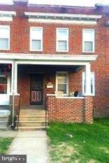 3205 Normount Avenue, BALTIMORE, MD 21216 (#MDBA470322) :: Five Doors Network