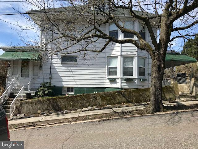 534 Jefferson Street, POTTSVILLE, PA 17901 (#PASK126118) :: The Heather Neidlinger Team With Berkshire Hathaway HomeServices Homesale Realty