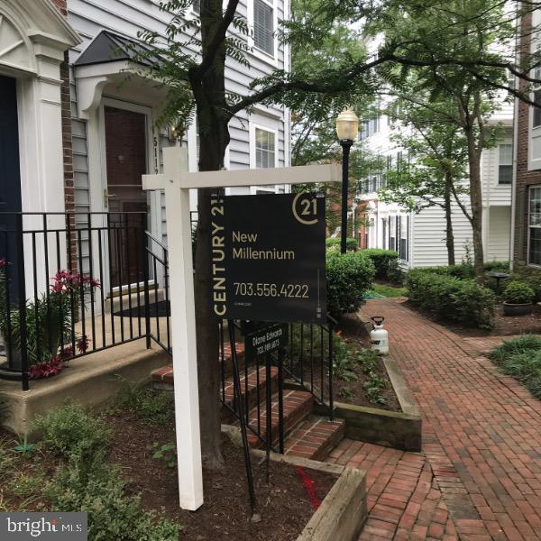 5110 English Terrace, ALEXANDRIA, VA 22304 (#VAAX236164) :: Arlington Realty, Inc.
