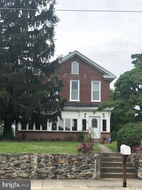 66 S Main Street, SMITHSBURG, MD 21783 (#MDWA165306) :: ExecuHome Realty