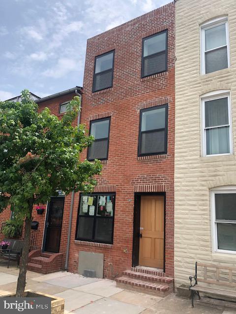 2037 Gough Street, BALTIMORE, MD 21231 (#MDBA471458) :: Blue Key Real Estate Sales Team
