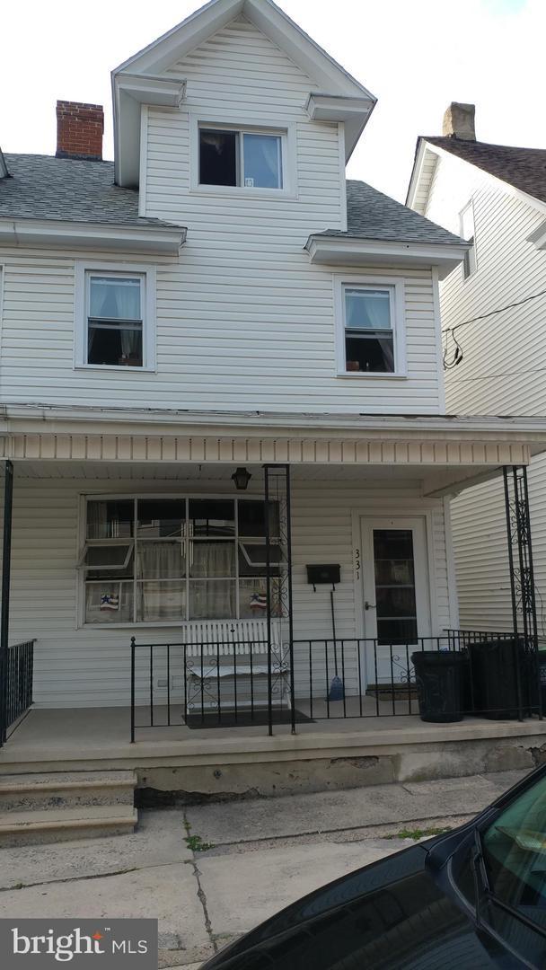 331 Hazle Street, TAMAQUA, PA 18252 (#PASK126240) :: The Joy Daniels Real Estate Group