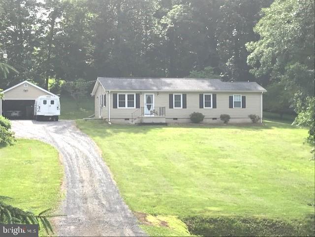 12032 Dutch Hollow Road, CULPEPER, VA 22701 (#VACU138618) :: Eng Garcia Grant & Co.