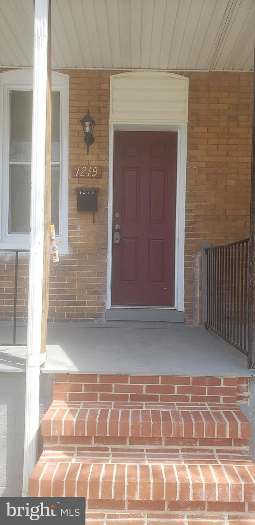 1219 S Carey Street, BALTIMORE, MD 21230 (#MDBA472170) :: Blue Key Real Estate Sales Team