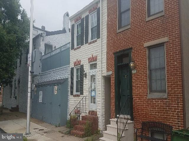 1201 S Ellwood Avenue, BALTIMORE, MD 21224 (#MDBA472372) :: The Sebeck Team of RE/MAX Preferred