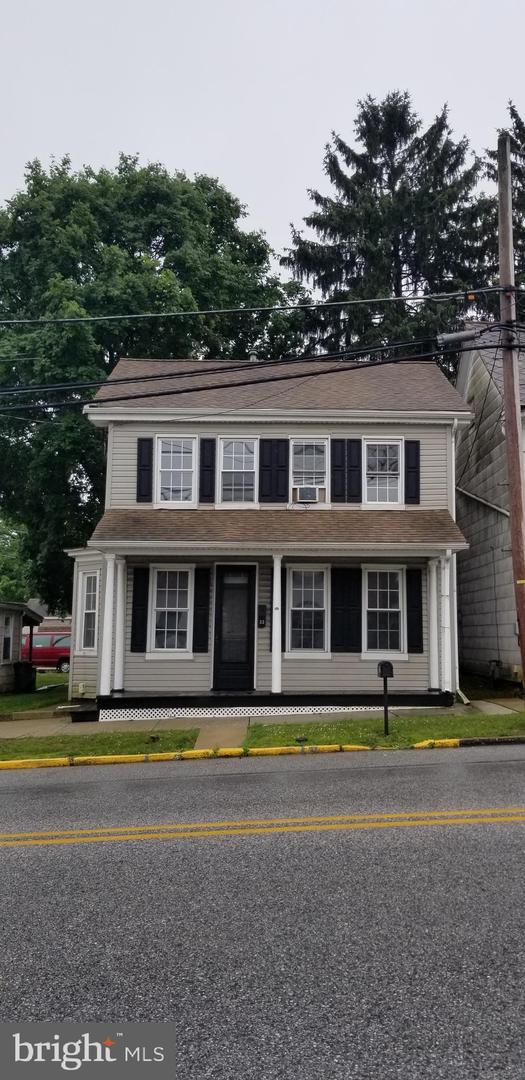 22 W Forrest Avenue, SHREWSBURY, PA 17361 (#PAYK118802) :: The Joy Daniels Real Estate Group