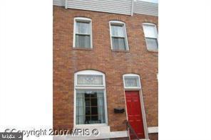 631 S Belnord Avenue, BALTIMORE, MD 21224 (#MDBA472606) :: The Dailey Group