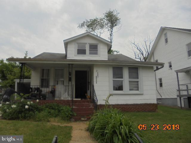 3403 Ingleside Avenue, BALTIMORE, MD 21215 (#MDBA472868) :: Radiant Home Group
