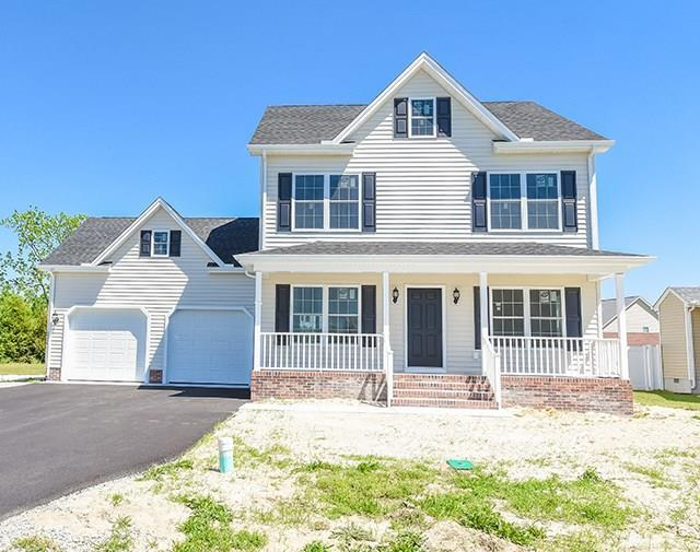 Lot 8 Samford Court, DELMAR, MD 21875 (#MDWC103840) :: RE/MAX Coast and Country
