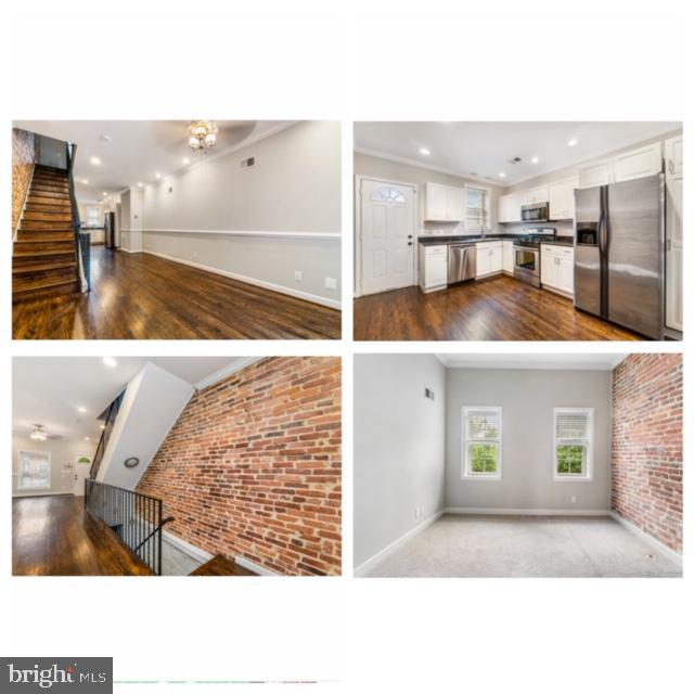 133 N Potomac Street, BALTIMORE, MD 21224 (#MDBA473032) :: The Maryland Group of Long & Foster Real Estate