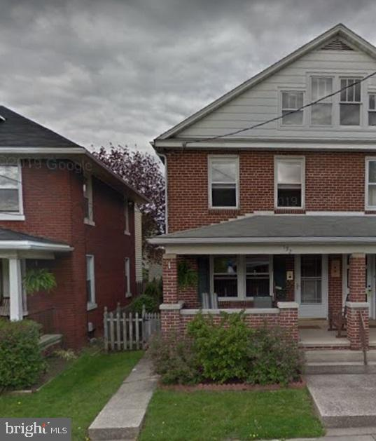 132 N Walnut Street, SPRING GROVE, PA 17362 (#PAYK119072) :: Younger Realty Group