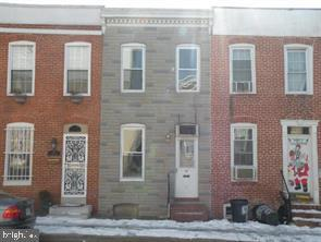 11 E Barney Street, BALTIMORE, MD 21230 (#MDBA473174) :: Blue Key Real Estate Sales Team